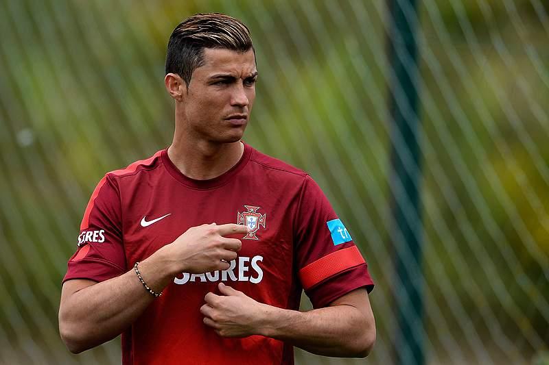 Cristiano Ronaldo inaugura academia de futebol na Geórgia