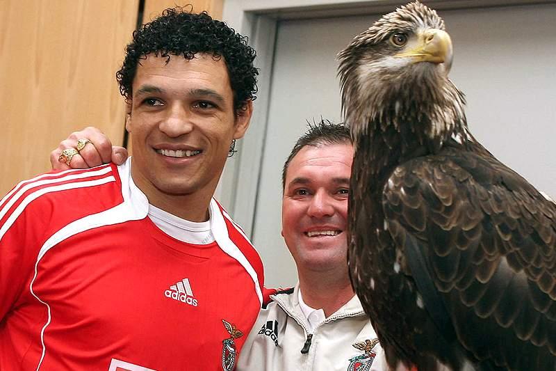 Derlei revela o que não resultou no Benfica