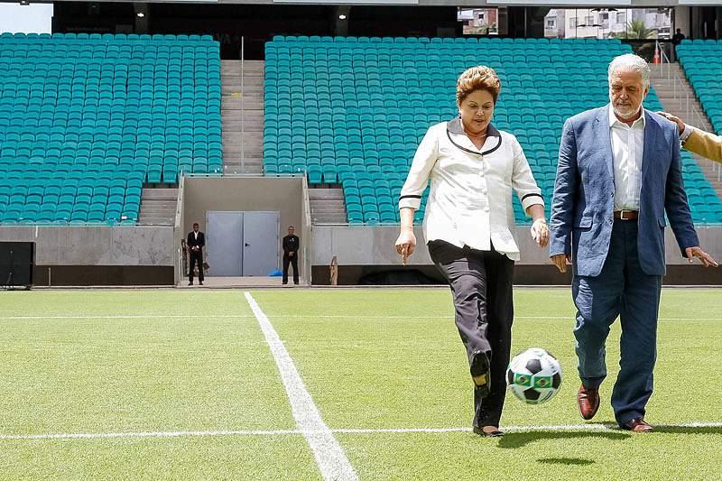 COI pede à Dilma Rousseff para interceder nas obras do Rio2016