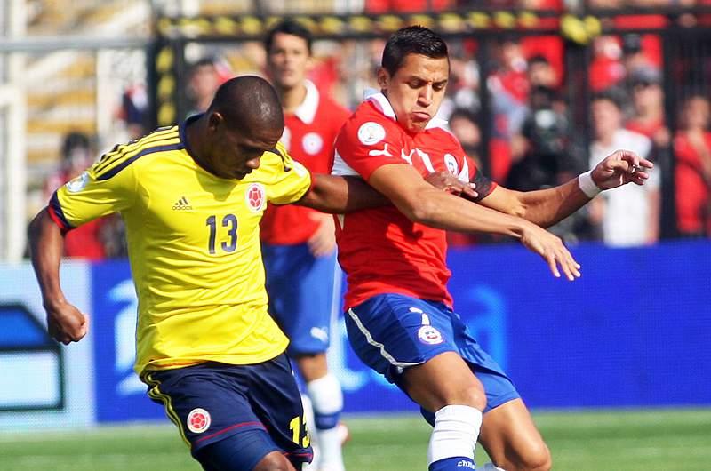 Edwin Valencia fora dos convocados por lesão