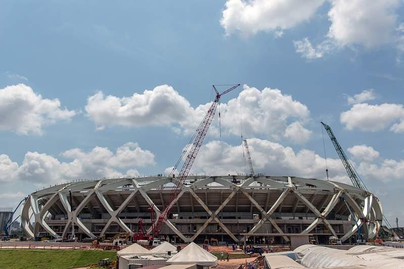 É «quase irresponsável» que Manaus seja sede do Mundial2014