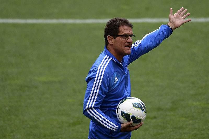 Capello torce por Juventus e Real Madrid