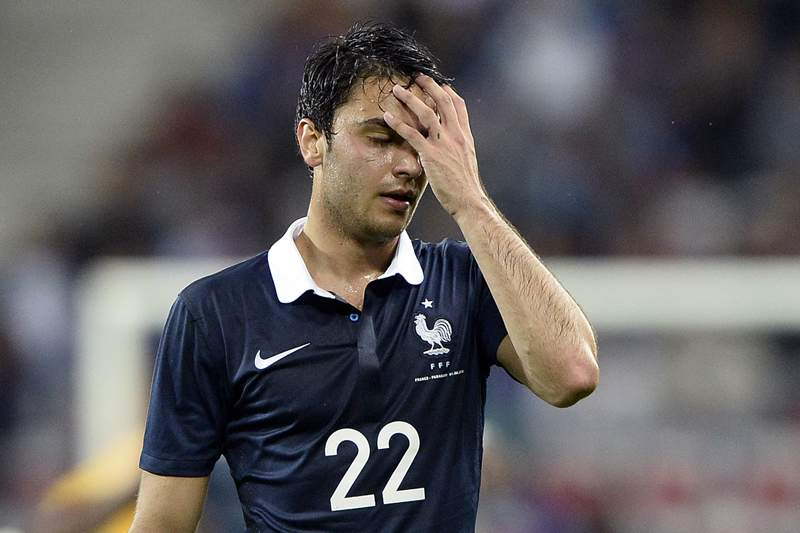 Clement Grénier fora do Mundial