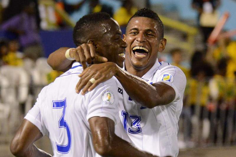 Honduras divulga lista dos 23 para o Mundial2014
