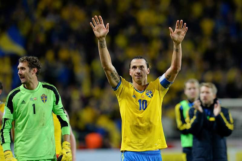 Nórdicos valem mais do que apenas Ibrahimovic