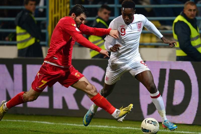 Inglaterra falha liderança em Montenegro