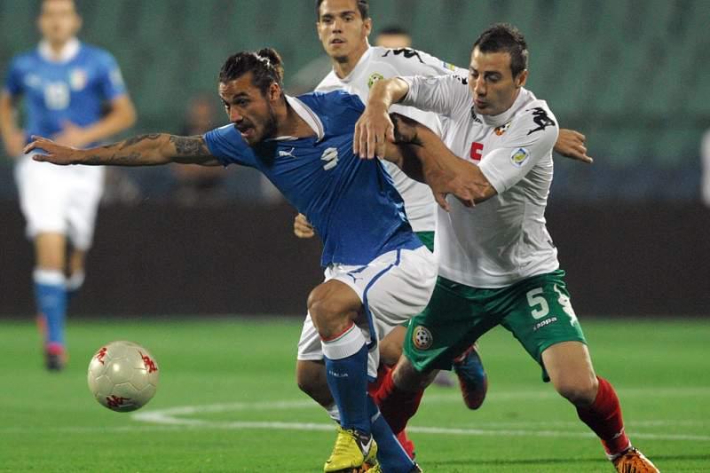 Itália empata na Bulgária numa primeira jornada sem surpresas