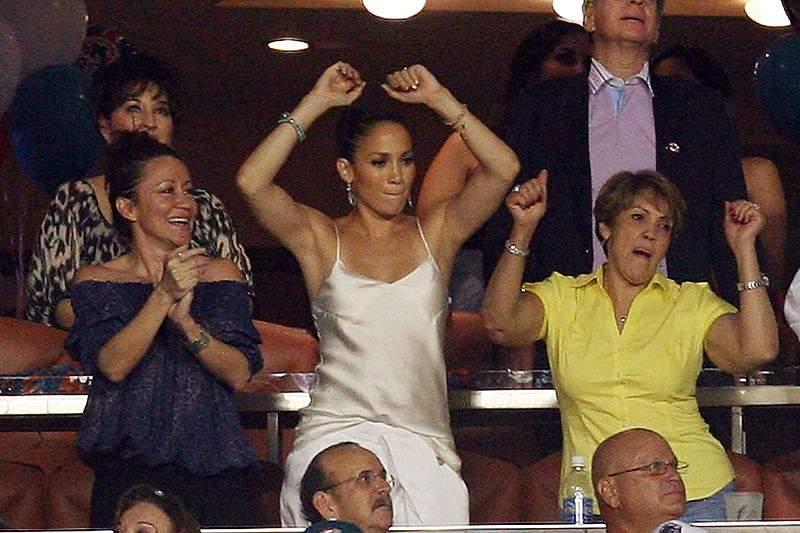 Jennifer Lopez renuncia à cerimónia de abertura