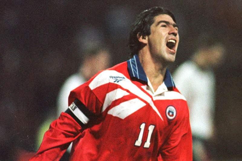 """Salas, o derradeiro """"Matador"""" do Chile"""
