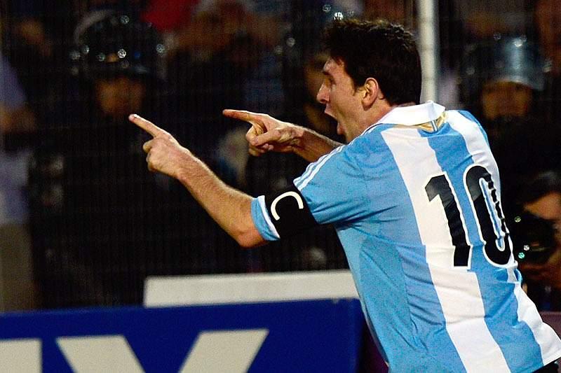 Messi «Não estou bem»