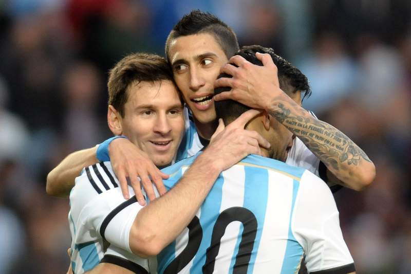 Argentina vence Eslovénia
