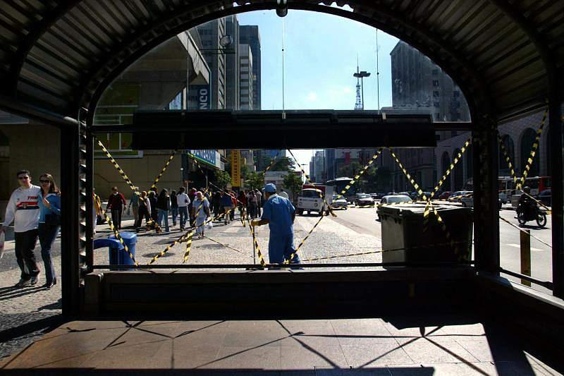 Funcionários do metro de São Paulo ameaçaram prolongar greve