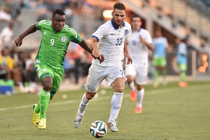 Nulo entre Grécia e Nigéria