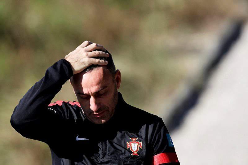 Paulo Bento não descarta Fernando e Quaresma da convocatória para o Mundial