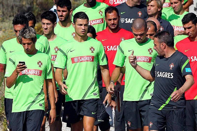 Seleção nacional concentra-se em Óbidos na segunda-feira