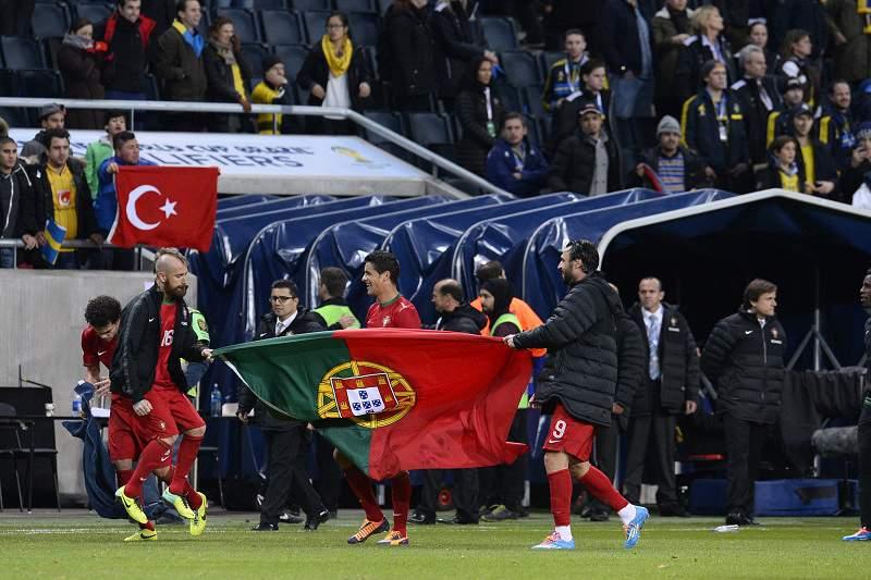 Oito apuramentos em oito para Portugal, depois de quatro em 26