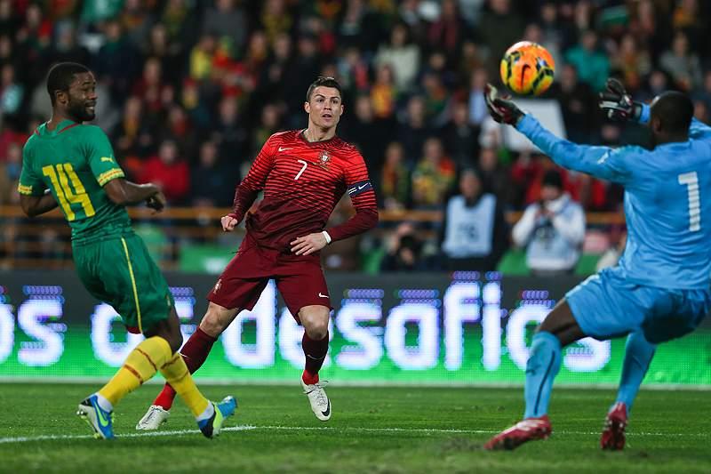 Ronaldo é o melhor marcador de sempre da Seleção