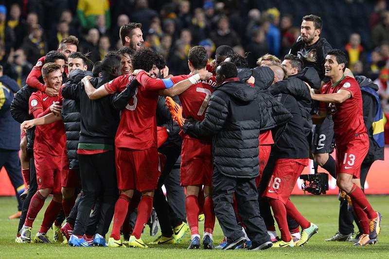 Portugal defronta México e República da Irlanda antes do Mundial2014