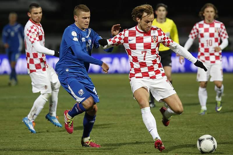 Croácia e Islândia sem golos