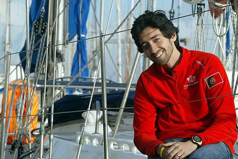 Ricardo Diniz prepara-se para rumar ao Brasil em vela