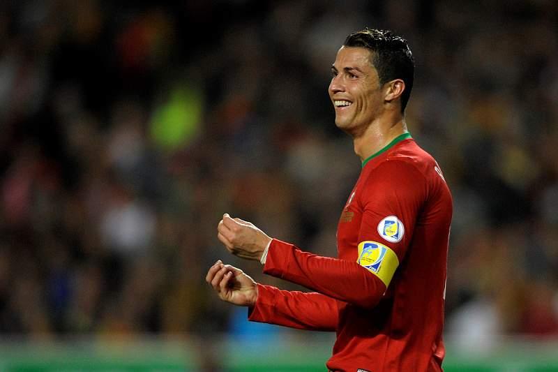 Ronaldo foi eleito o Homem do Jogo