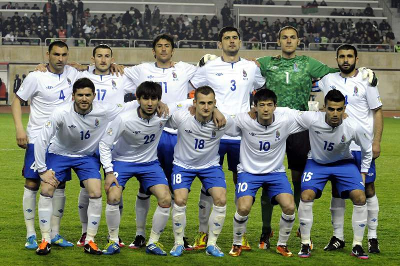 Azerbaijão estreia-se a vencer diante da Irlanda do Norte