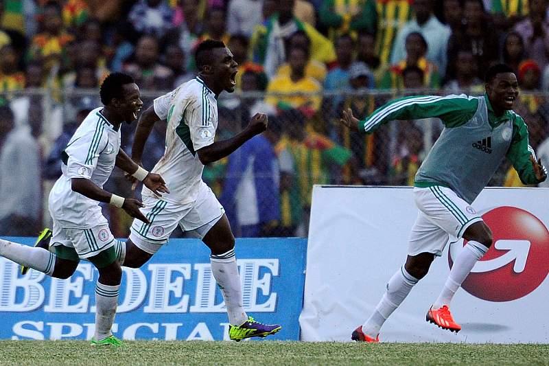 Nigéria perto de mais um Mundial