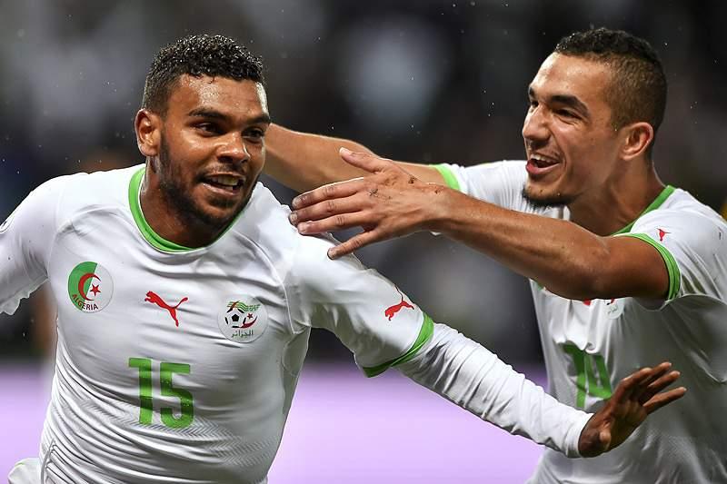 Argélia vence Roménia em jogo particular