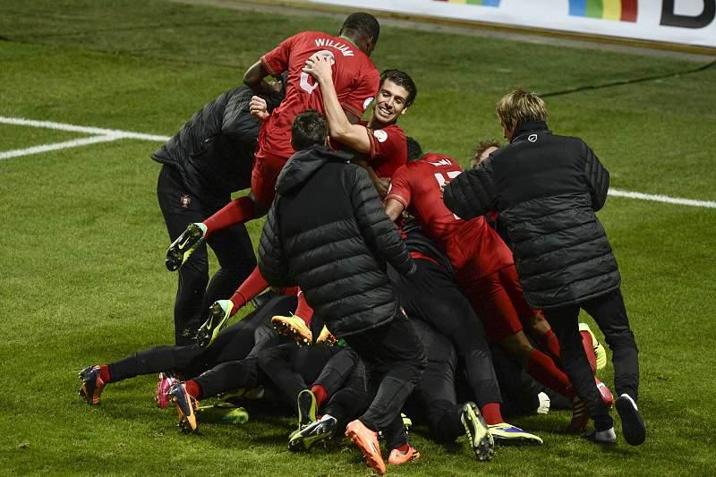 Portugal termina 2013 em quinto lugar