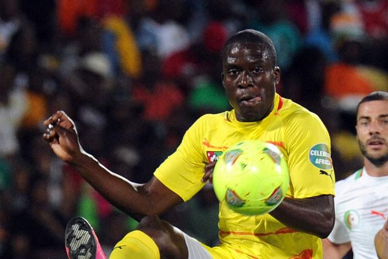 Dois jogadores do Togo recusam jogar na Líbia