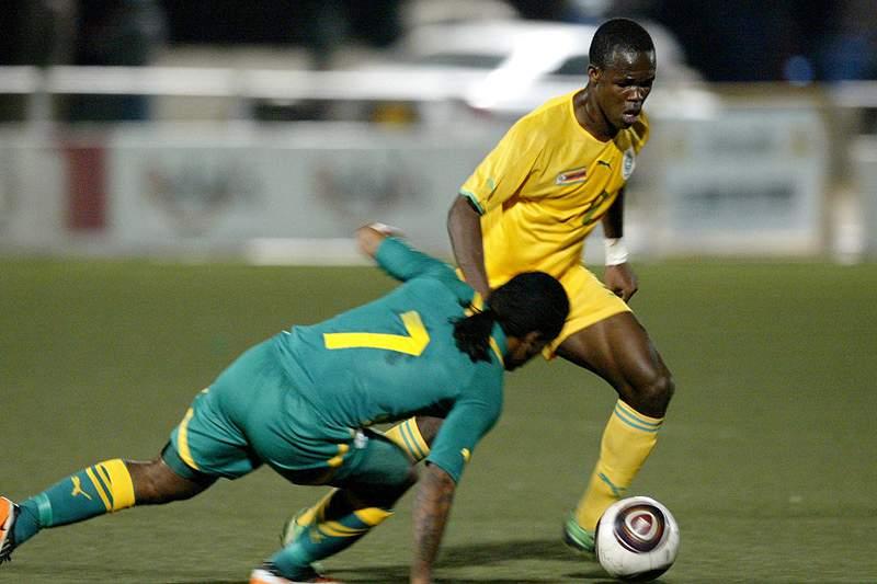 Zimbabué sem dinheiro para jogar qualificação