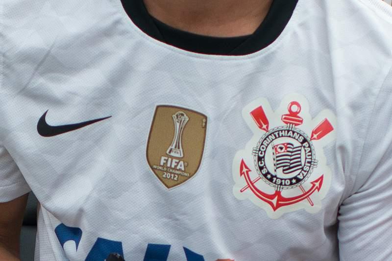 Corinthians festeja campeonato paulista