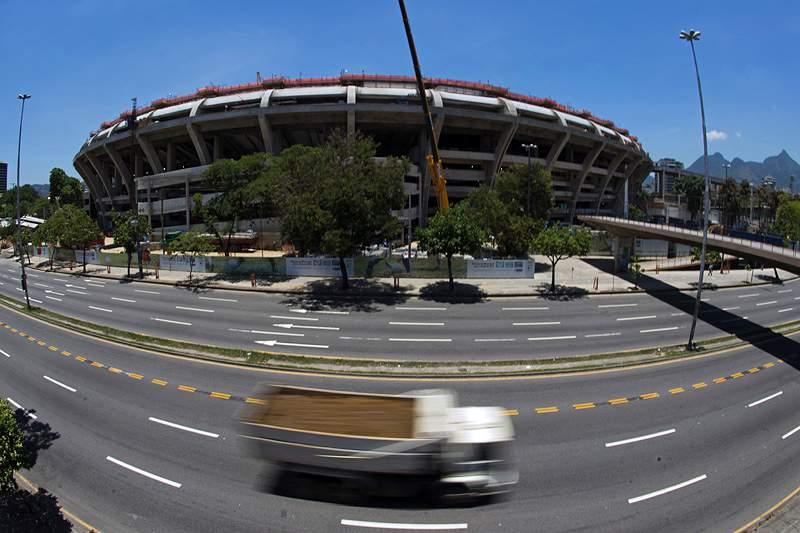 Custo com estádios do Mundial2014 aumentou cerca de 320 milhões de euros