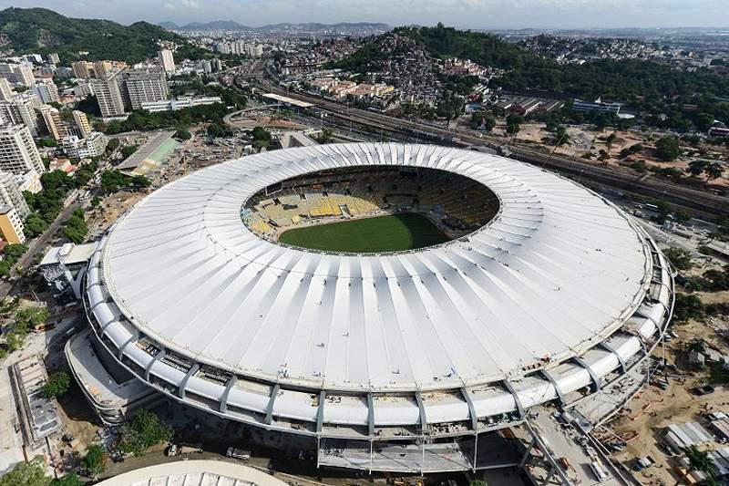 Mítico Maracanã acolhe final esperada Brasil-Espanha