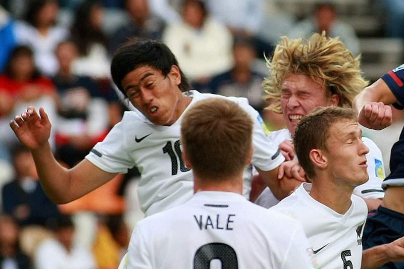 """Nova Zelândia garante """"play-off"""" de qualificação para o Mundial2014"""