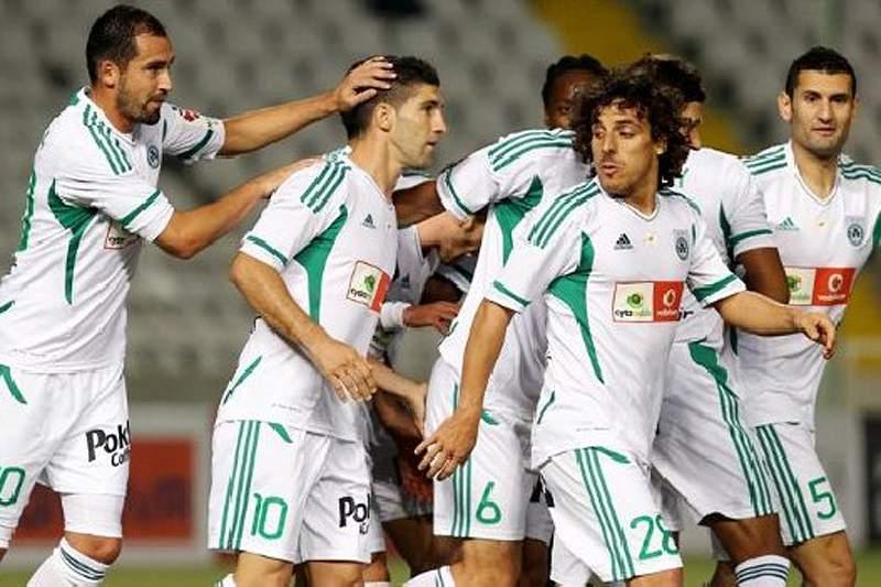 Golos portugueses dão vitória ao Omonia Nicósia