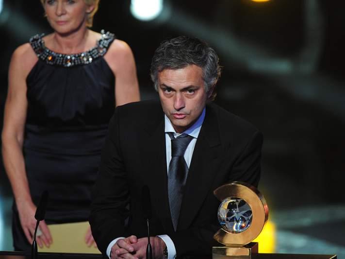 Mourinho não vai à gala da Bola de Ouro