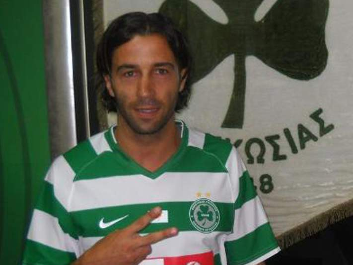 Omonia Nicósia contrata Nuno Assis