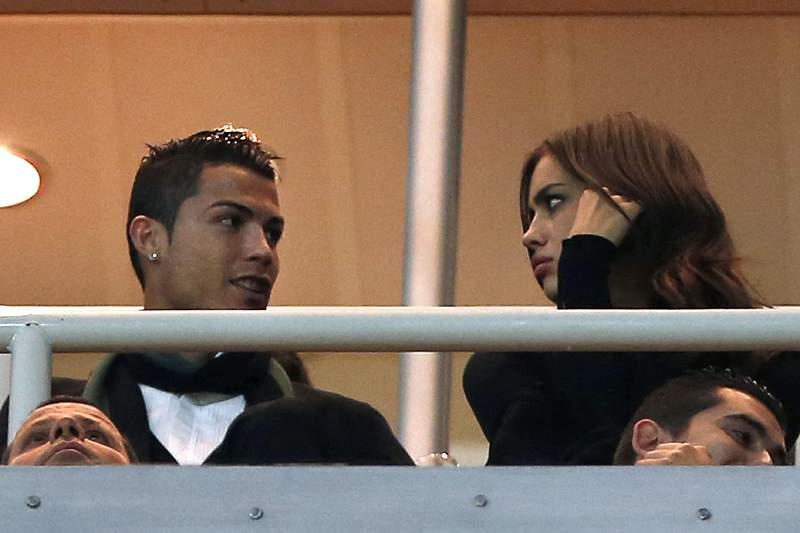 Cristiano Ronaldo encontrou-se com Alberto João Jardim