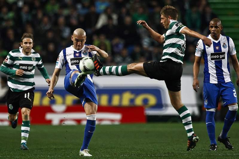 FC Porto favorito a vencer em Alvalade