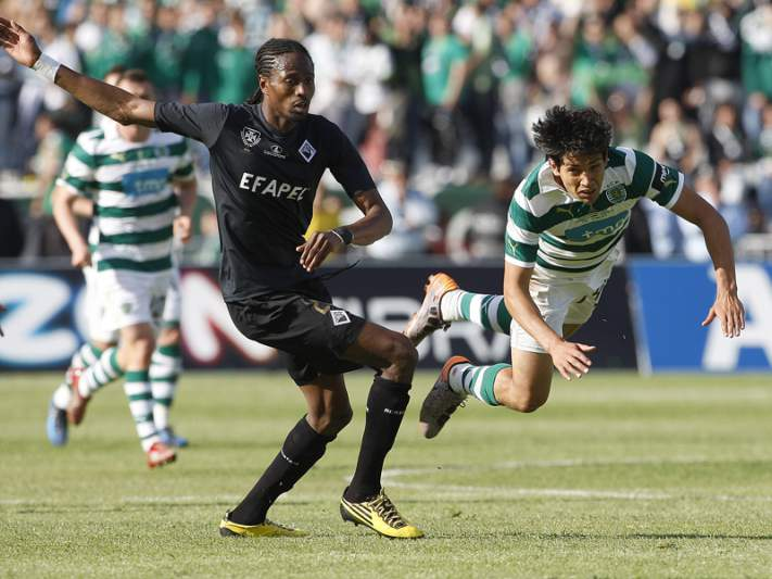 Benfica está interessado no portista Abdoulaye
