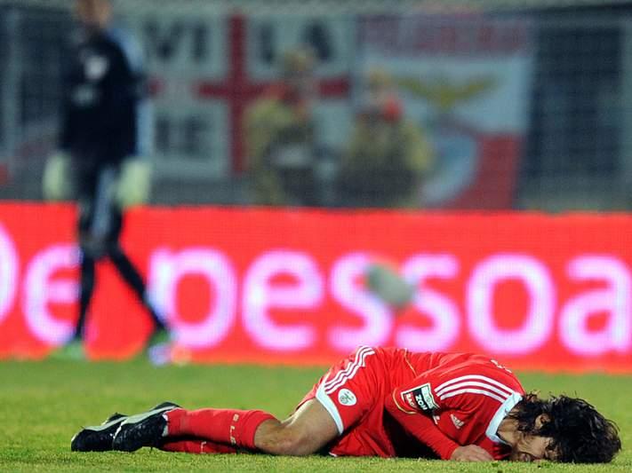 Aimar falha Braga e Sporting
