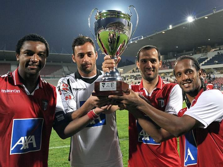 SC Braga conquista Taça do Minho