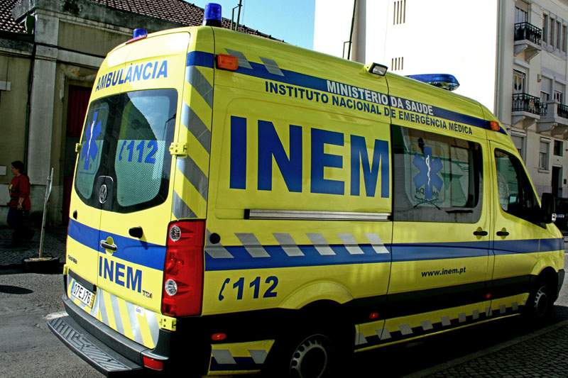 Marítimo reforça-se com ambulância