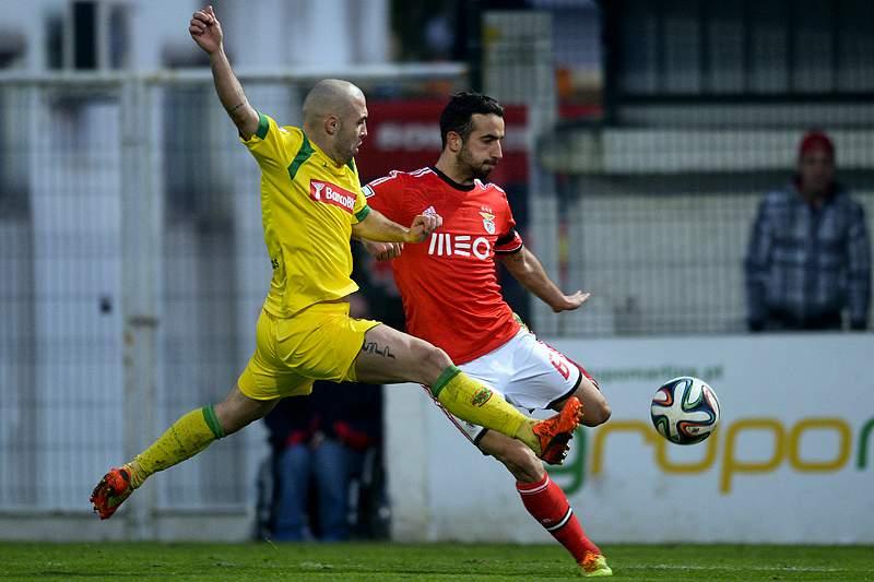 Benfica e FC Porto continuam separados por quatro pontos