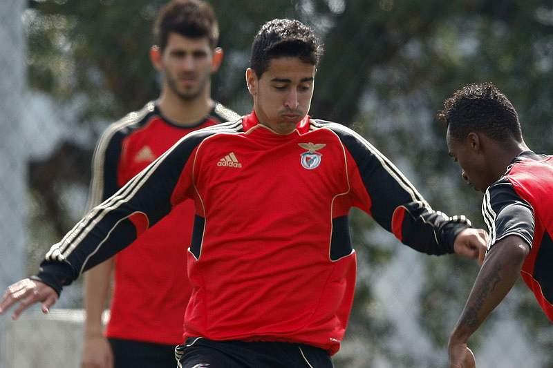 «A responsabilidade no Benfica é sempre ganhar»