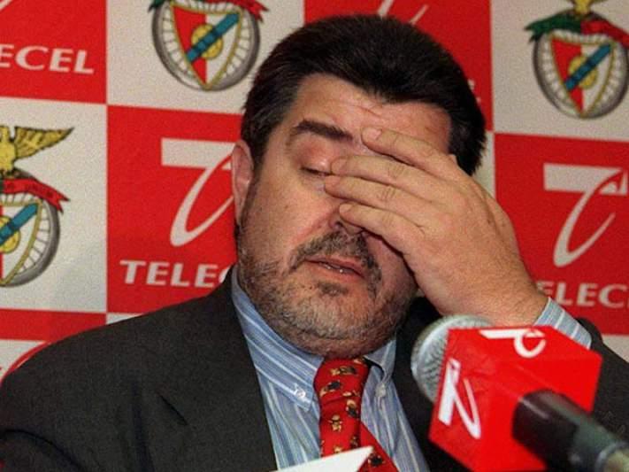«Querem prejudicar o Benfica»