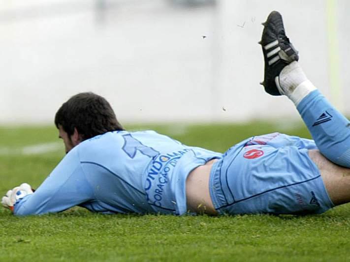 António Filipe preparado para ser titular em Aveiro
