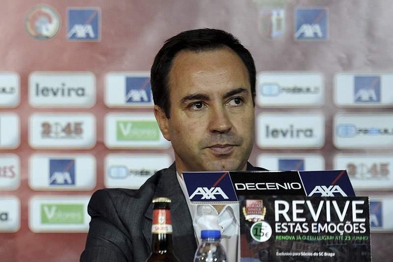 António Salvador quer
