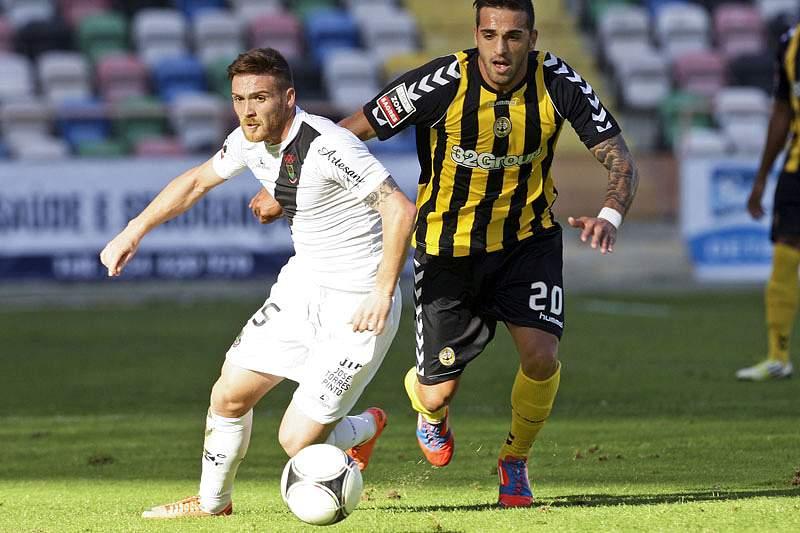 Vitória em Aveiro dá quinto lugar provisório